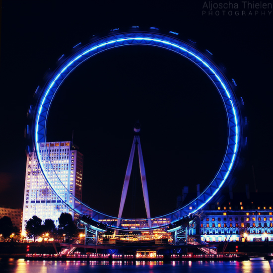 Front of the Eye by AljoschaThielen