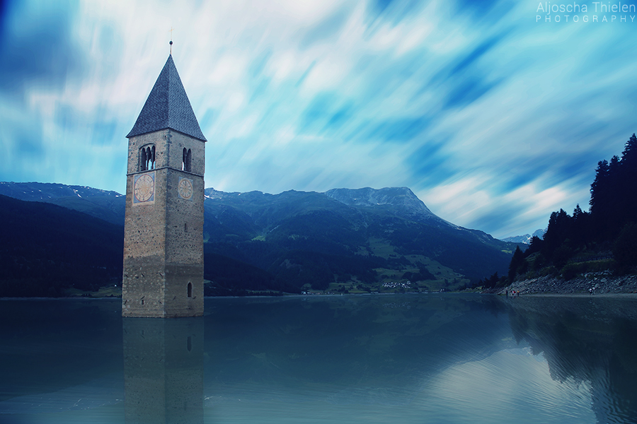 Steeple by AljoschaThielen