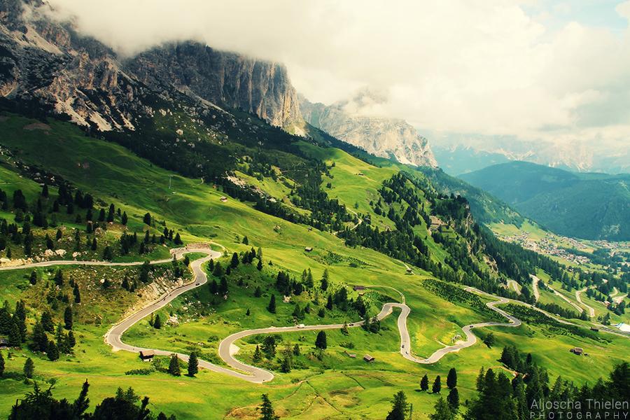 Dolomites by AljoschaThielen