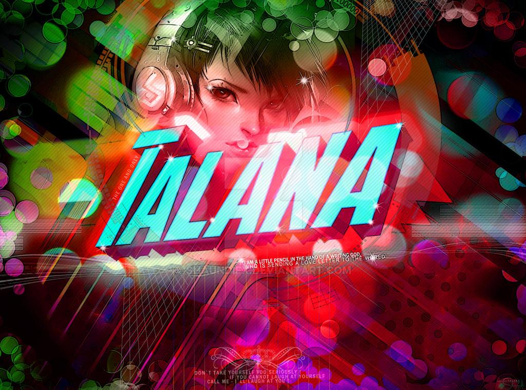 Talana by ShaundiFX