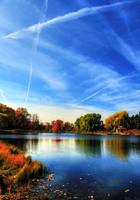 Autumn Sky by mydigitalmind
