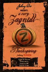 Zagnutt Thanksgiving Gig 2010 by johnnyboston