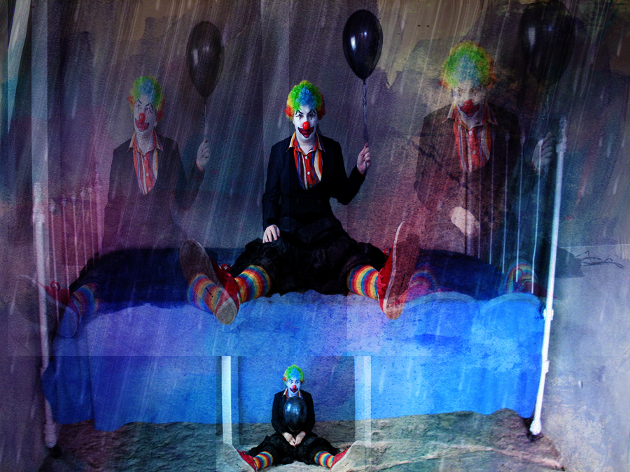 Pierrot The Clown by BlindEyeTwist