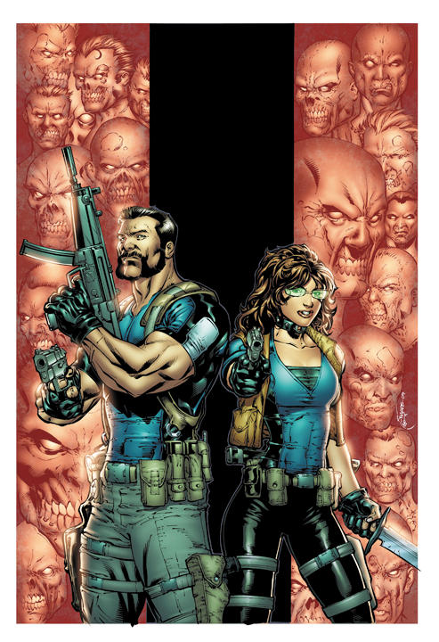 Resident Evil cover by Kevin-Sharpe