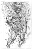 Weapon X by Kevin-Sharpe