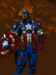 Cap color practice by Kevin-Sharpe