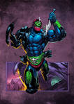 Trapjaw colors