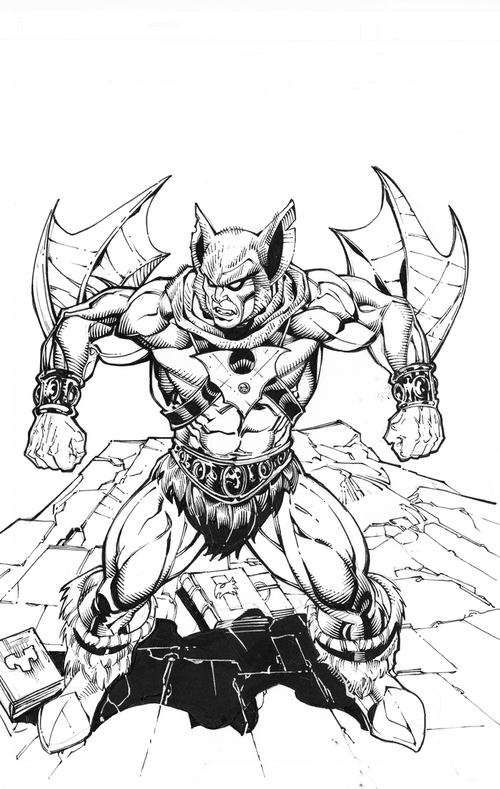 Batros Motuc by Kevin-Sharpe