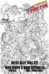 Avengers vs Ultron NYCC promo