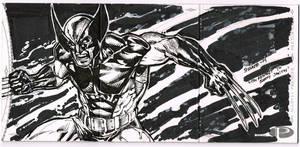 Marvel Premiere Wolverine Sharpe