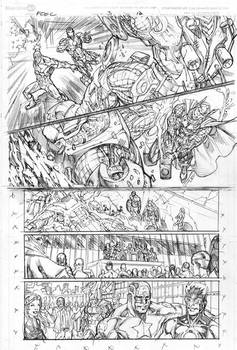 Page 12 Captain Citrus and the Avengers