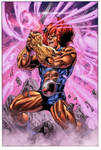 Thundercats Lion o color