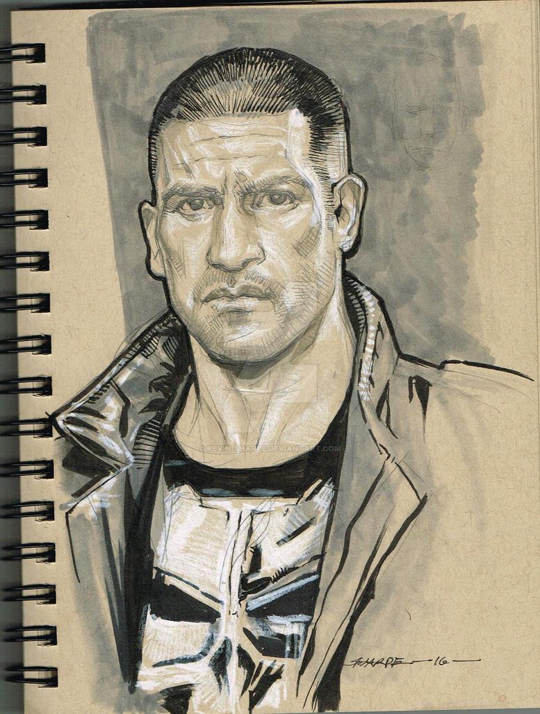Punisher-Bernthal by Kevin-Sharpe