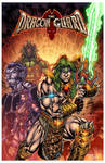 DragonGuard heroes cover.