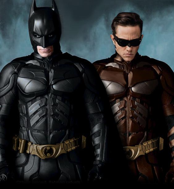 Tdkr batman and robin by limaechoecho on deviantart - Image de batman et robin ...