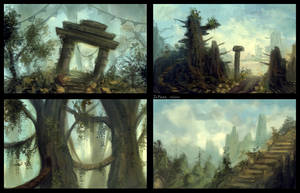 Environment Study #1 by LeoDeMoura