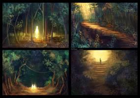 Environment Study #3 by LeoDeMoura