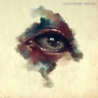 Eye Study by LeoDeMoura