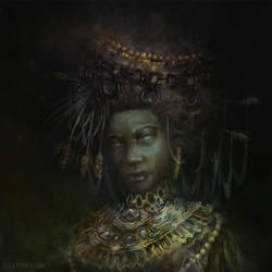 [Queen of Sheba]
