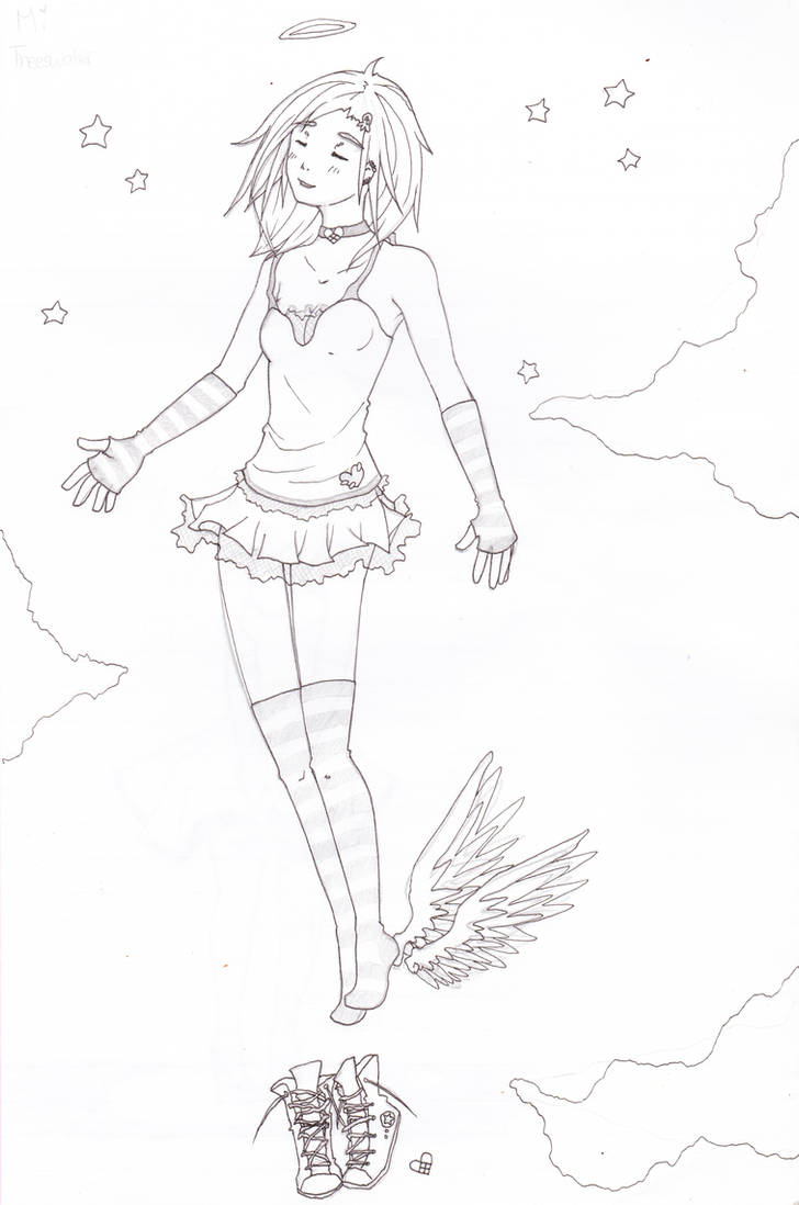 sketch: Mi Theeswater
