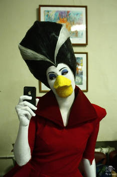 Morgana and iPhone