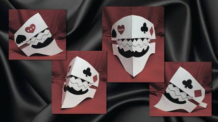 Itori's Mask by Rameiko