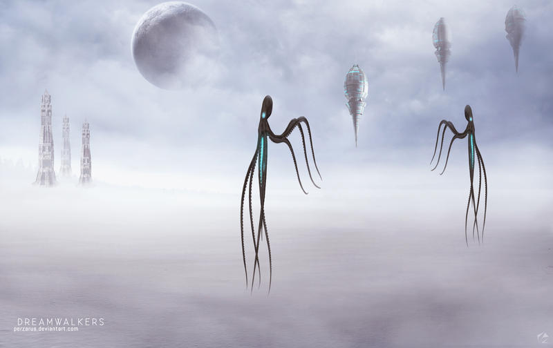 DREAMWALKERS by perzarus