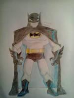 Batman by Vanites