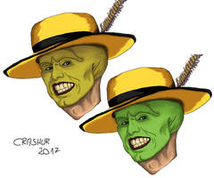 The Mask (Jim Carrey) by Vanites