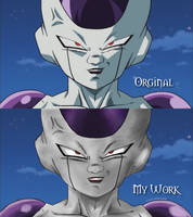 Frieza - Dragon Ball Super Ep 96 by Vanites