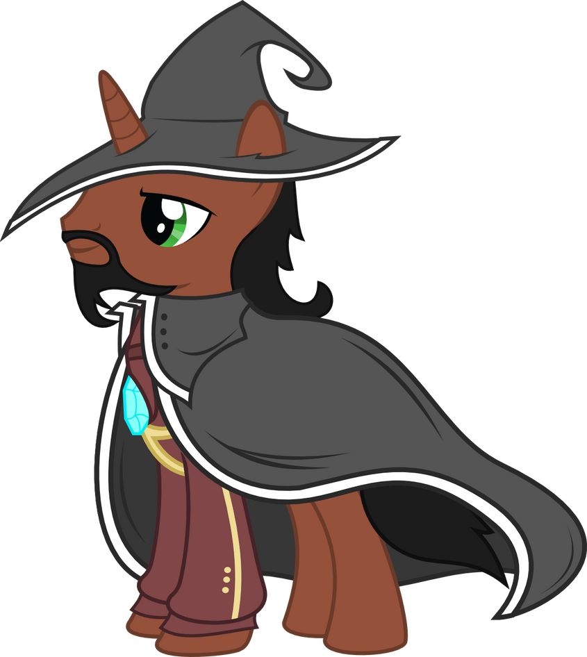 Caster The Wise by Invader-Matt
