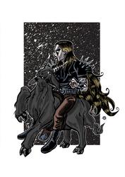 Black Metal by andycorsant