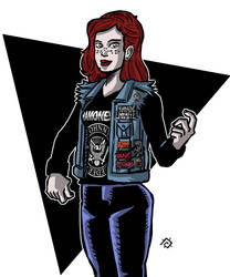 MetalHead Old School by andycorsant