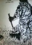 el hachador perdido by ArteArtema