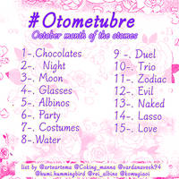 Lista Ingles by ArteArtema