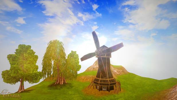 Istaria  ~ The Windmill