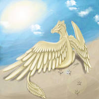 Sand Spirit Dragon