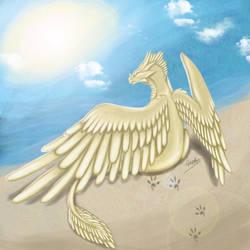 Sand Spirit Dragon