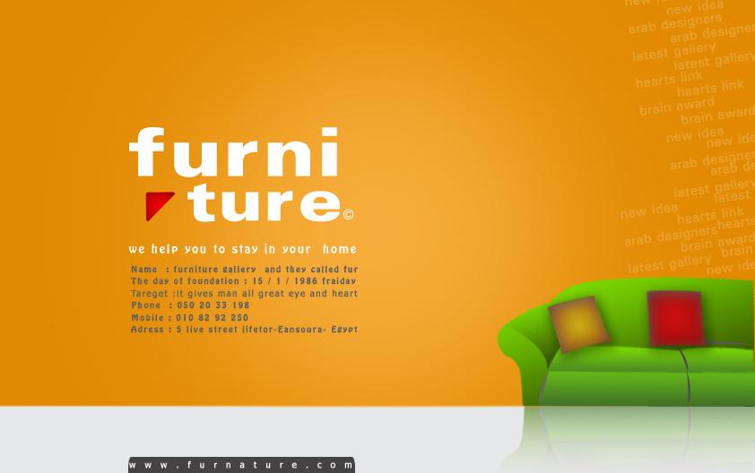 Furniture By Colorslab On DeviantArt