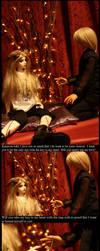 marriage proposal by VampierDraakje