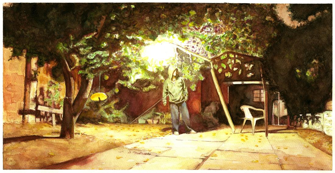 luz by PSTazatriste