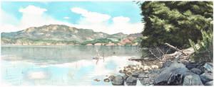Icalma Lake by PSTazatriste