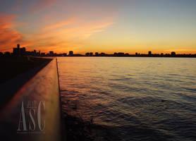 Dusky Riverside by Pentacle5