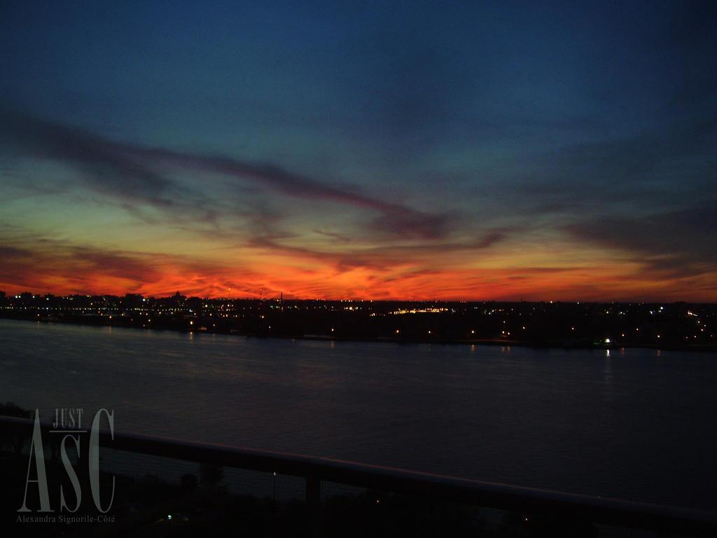 Horizon Ablaze by Pentacle5