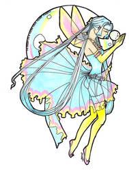 Unnamed Senshi...? by deathlotus