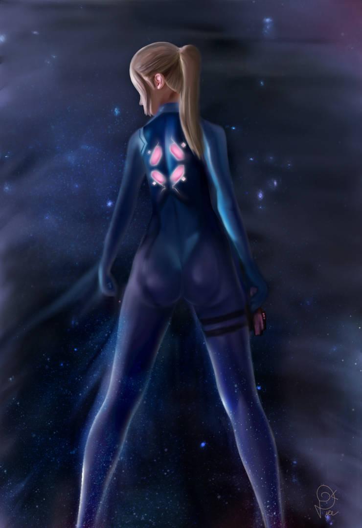 Samus Aran Zero Suit Metroid Wallpaper By Poksle On Deviantart