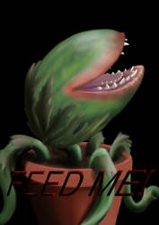 Audrey 2 by EOW-C