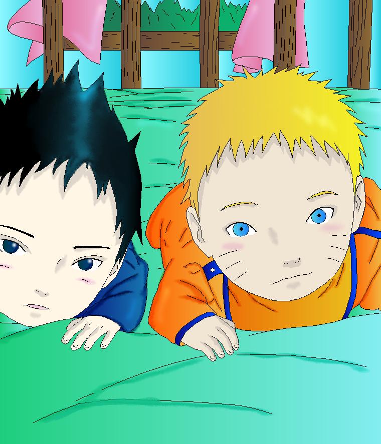 Baby Sasuke Naruto 501 by sasuke-kyun on DeviantArt