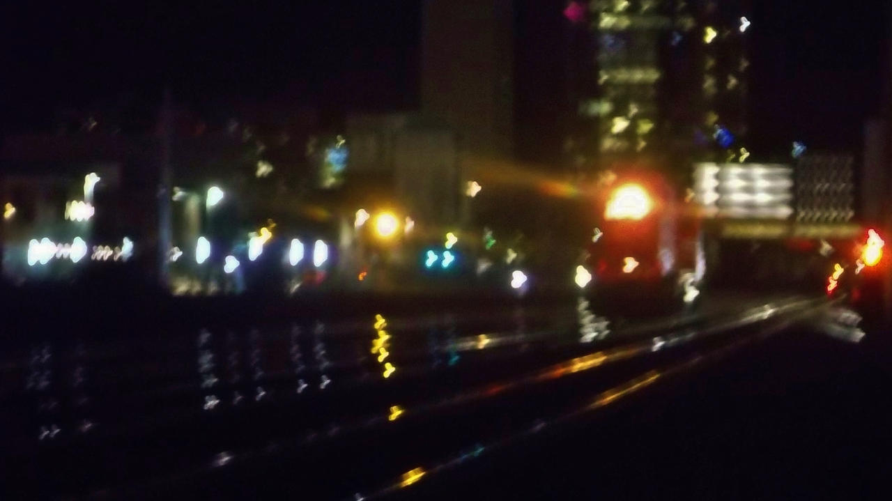 Night train by lucium55