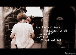 And Love Will Dance